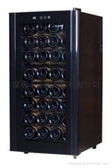 新朝酒櫃32支裝單溫區酒櫃