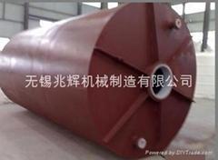 鋼襯塑聚乙烯PE防腐儲罐化工防腐儲罐設備