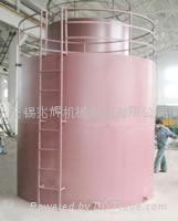 鋼襯塑化工防腐儲罐聚乙烯PE防腐儲罐設備
