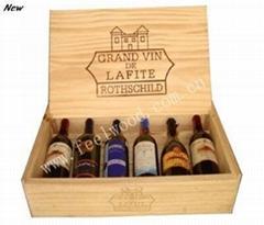 上海紅酒禮盒,紅酒禮品盒