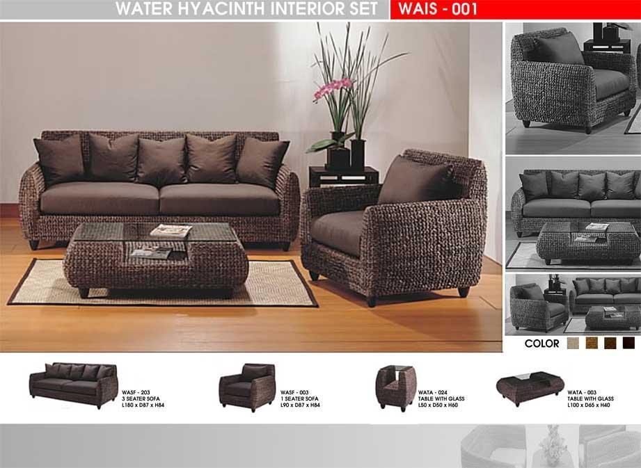 Sensational Water Hyacinth Furniture Wais 001 Atc Corp Vietnam Ncnpc Chair Design For Home Ncnpcorg