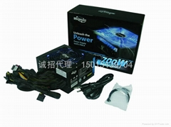 Galaxis 700W LX 700W ATX Power Supply 80plus power