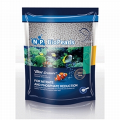 NP BioPellets for nitrate and phosphate reduction