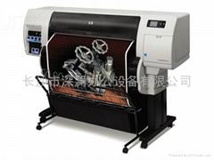 惠普DESIGNJET T7100大幅面打印机湖南代理