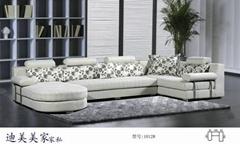 双妃新款沙发