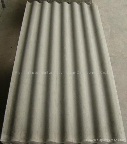 Non Asbestos Corrugated Cement Roofing Sheet Product