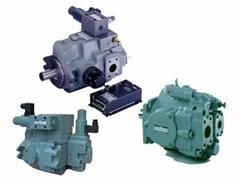 日本油研YUKEN电液比例变量柱塞泵A56-F-R-H-K