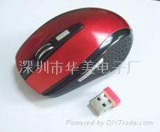 无线光学鼠标