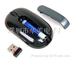2.4G无线光学鼠标