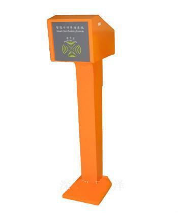 陝西西安停車場收費系統 3