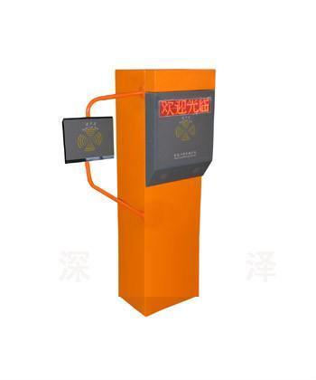 陝西西安停車場收費系統 4