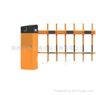 西安停車場系統施工設計找陝西經緯交通 3