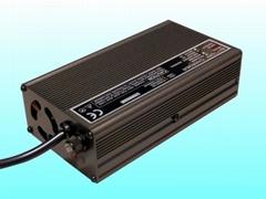 电动车48V/3A智慧型充电器