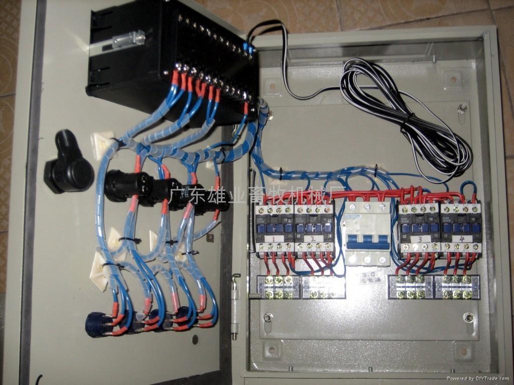 4檔智能溫度控制配電箱 1