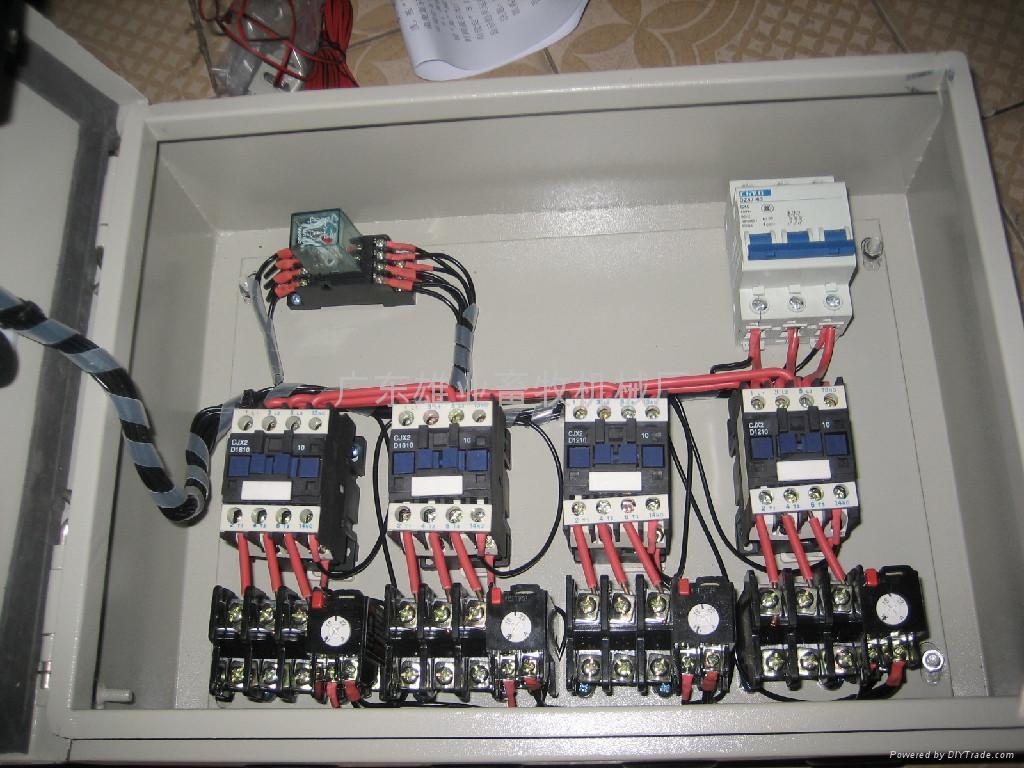 4檔智能溫度控制配電箱 3