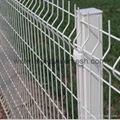 Welded Mesh Panel Fence /Mesh Panel Fence