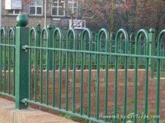 Bow Top Fence Bow Top Railing Wa 0005 Weian China