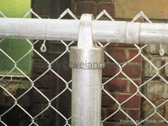 Hot Dipped Galvanized Chain link Fence,Chain Link Mesh