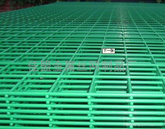 浸塑電焊網片 1