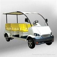 8座豪華電動遊覽觀光車