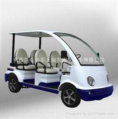 4座電動遊覽觀光車(進口配置)