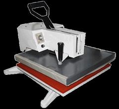福州三诺  用个性DIY平面印刷设备摇头烫画机