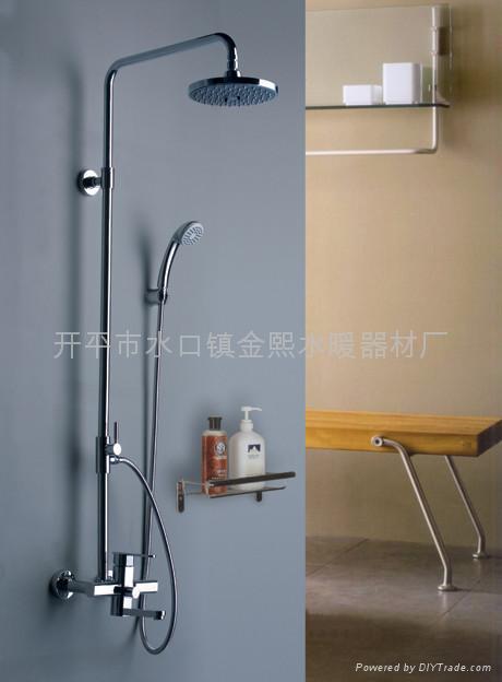 Faucet/Single lener shower mixer/Single lener basin mixer/Shower 1