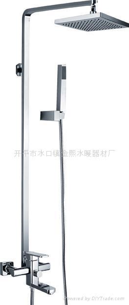 Faucet/Single lener shower mixer/Single lener basin mixer/Shower 4