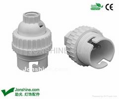 Plastic Srew lampholder