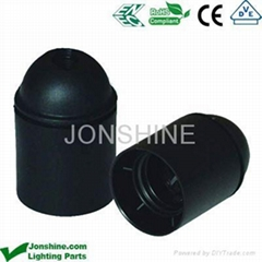 E27 Plastic Locked lamp holder