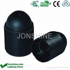 E27 Plastic  lampholder