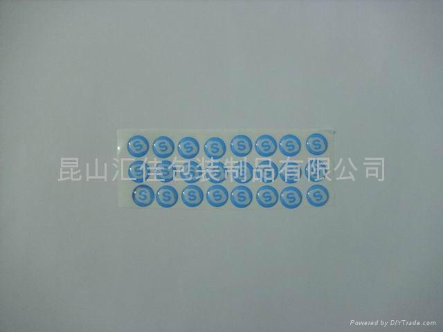 滴胶贴膜面板印刷 1