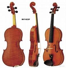 High Grade With Flower Violin