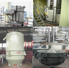UREA GRANULATION PROJECT PROCESSING EQUIPMENT