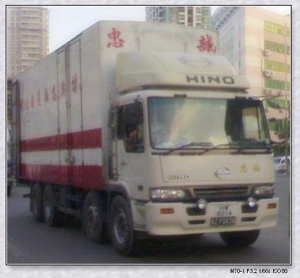 深圳至香港貨運專線 1