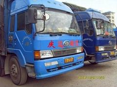 深圳至西安貨運專線
