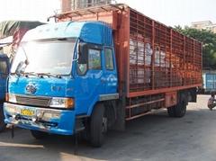 深圳至合肥貨運專線物流