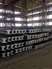 America steel rail