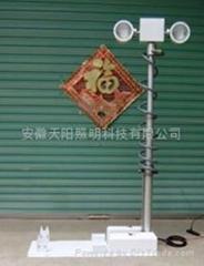安徽車載自動昇降照明設備
