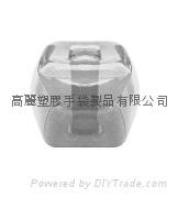 inflatable square stool