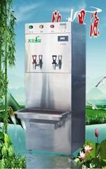 即热式不锈钢刷卡饮水机