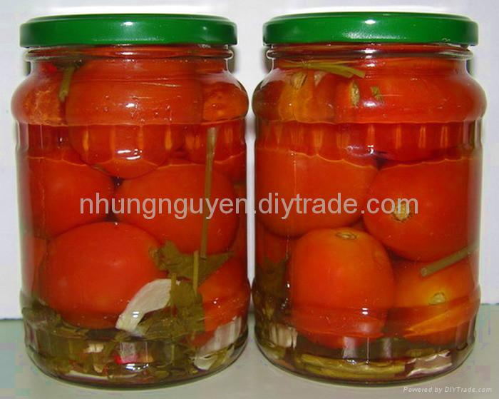 PICKLED TOMATOES IN JAR 720ML