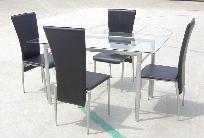 metal dining table 3