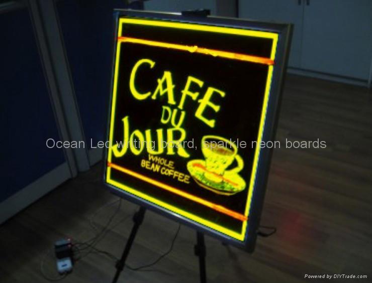 Led Lighted Menu Board Fb02 Shine Ocean China