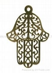 Hamsa jewelry parts&components