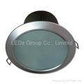 High Efficiency Superbright 24*1W LED Downlight
