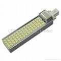 13W Rotating LED G24 PL Lamp (5~13W