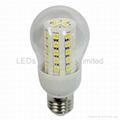 Super Bright 6.5W SMD LED Bulb Light E27 E14 B22 1