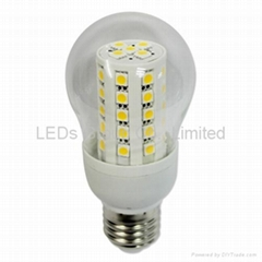 Super Bright 6.5W SMD LED Bulb Light E27 E14 B22