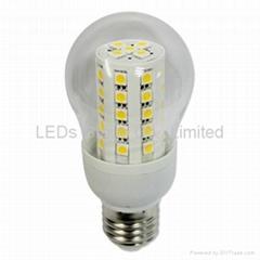 Super Bright 6.5W SMD LED Bulb Light E27 E14 B22